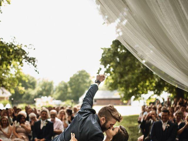 Mason and Allie's Wedding in Zionsville, Indiana 27