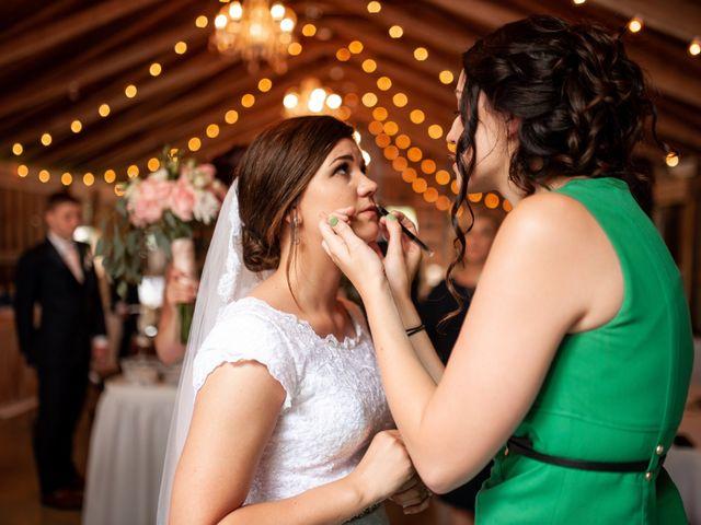 Mason and Allie's Wedding in Zionsville, Indiana 33