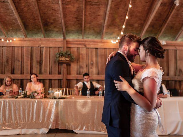 Mason and Allie's Wedding in Zionsville, Indiana 36