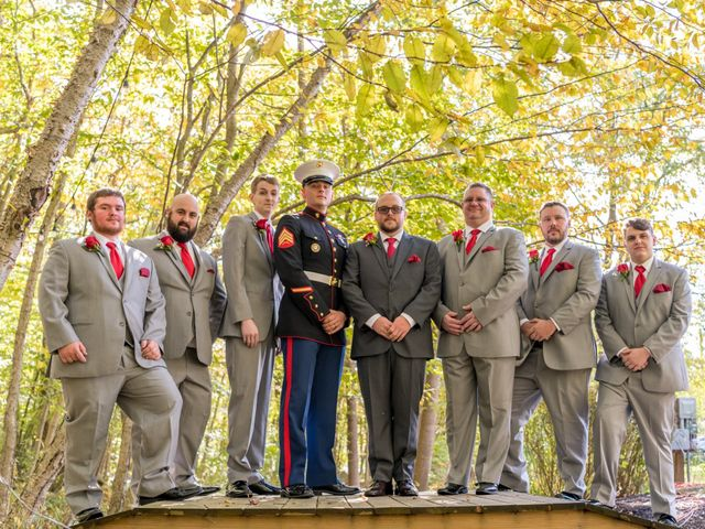Ryan and Cassia's Wedding in Mount Arlington, New Jersey 7
