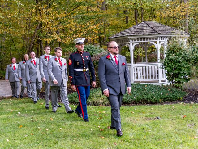Ryan and Cassia's Wedding in Mount Arlington, New Jersey 8