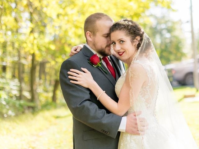 Ryan and Cassia's Wedding in Mount Arlington, New Jersey 11