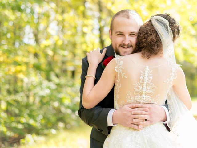 Ryan and Cassia's Wedding in Mount Arlington, New Jersey 14