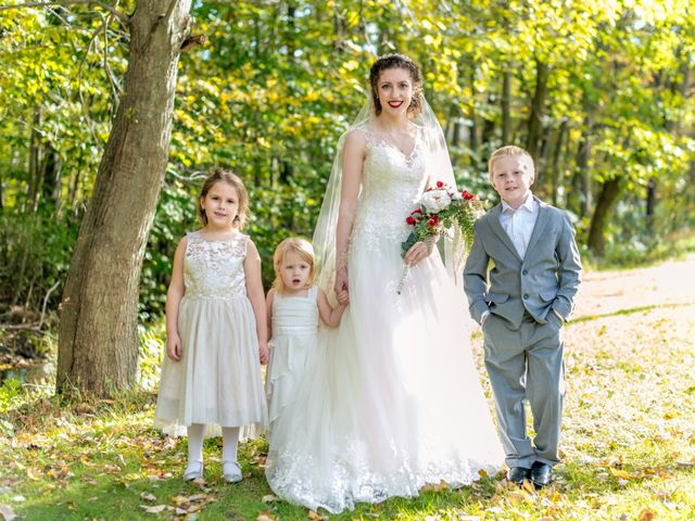Ryan and Cassia's Wedding in Mount Arlington, New Jersey 15