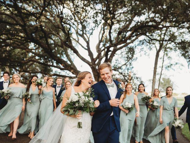 The wedding of Sydney and Ryan