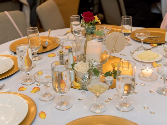 Ryan and Cassia's Wedding in Mount Arlington, New Jersey 18