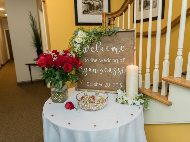 Ryan and Cassia's Wedding in Mount Arlington, New Jersey 19