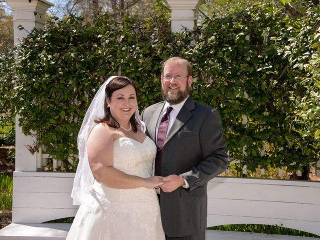 The wedding of Lauren and Tom