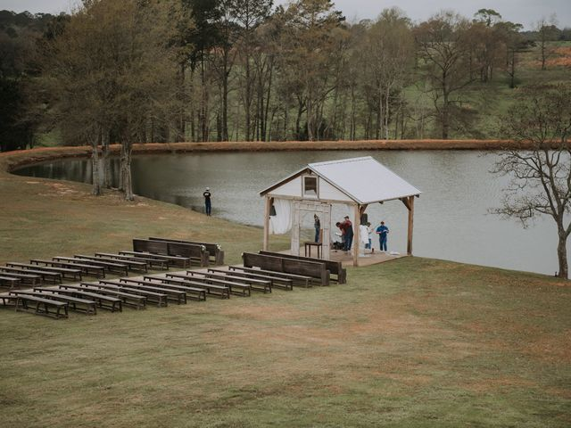 Adam and Summer's Wedding in Kentwood, Louisiana 6
