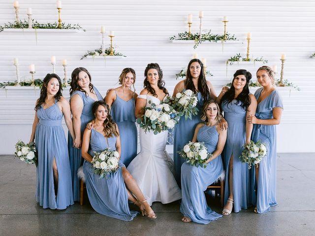 Blake  and Candice 's Wedding in Long Beach, California 2
