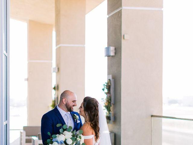 Blake  and Candice 's Wedding in Long Beach, California 5