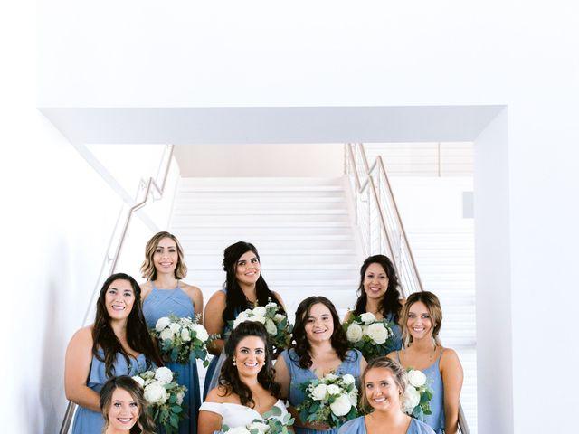 Blake  and Candice 's Wedding in Long Beach, California 10