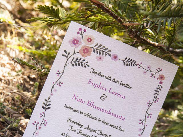 Sophia and Nate's Wedding in San Luis Obispo, California 1