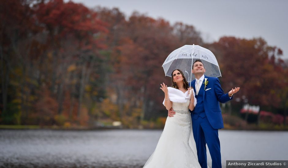 Chris and Rossana's Wedding in Mountain Lakes, New Jersey