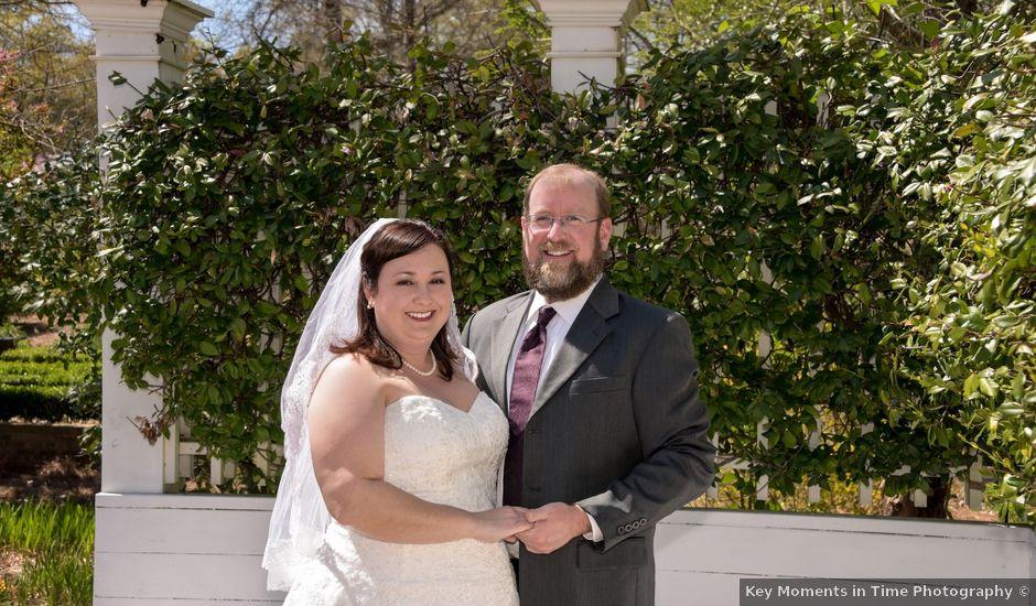 Tom and Lauren's Wedding in Columbus, Georgia