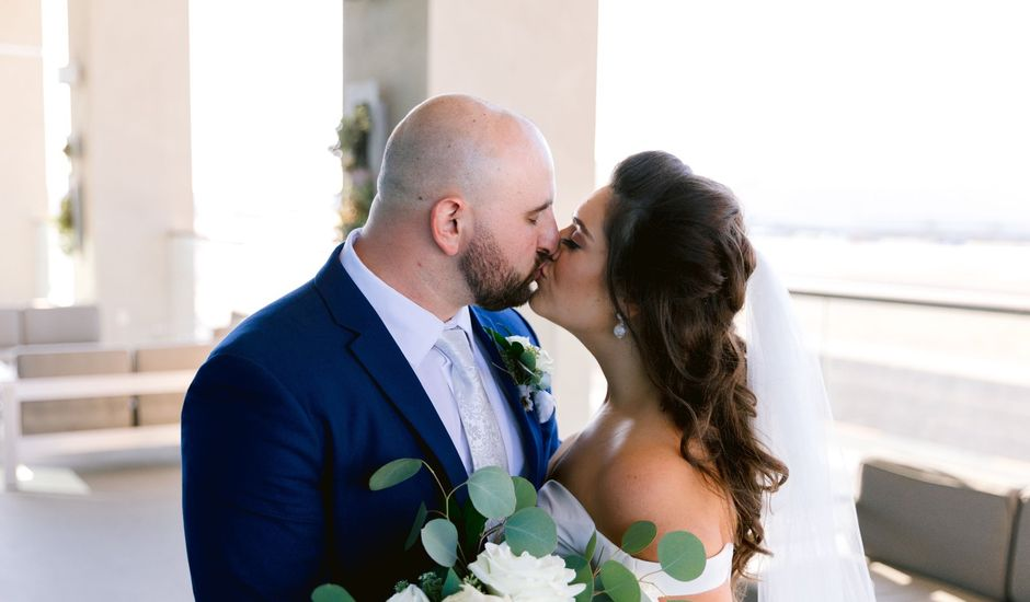Blake  and Candice 's Wedding in Long Beach, California