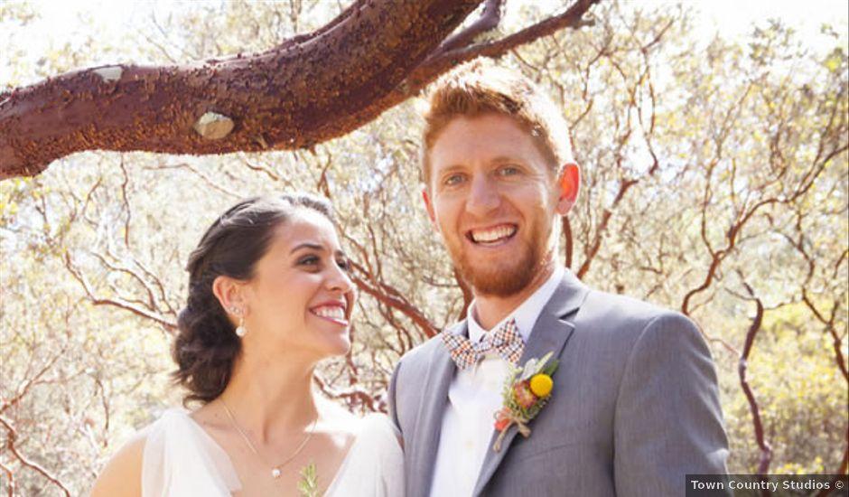 Sophia and Nate's Wedding in San Luis Obispo, California