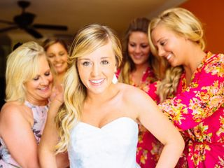 The wedding of Weston and Danielle 3