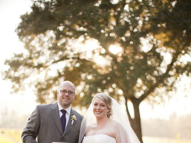 Jeniece and Jeffry's Wedding in Sonoma, California 6