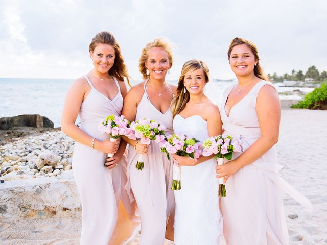 Danielle and Weston's wedding in Mexico 9