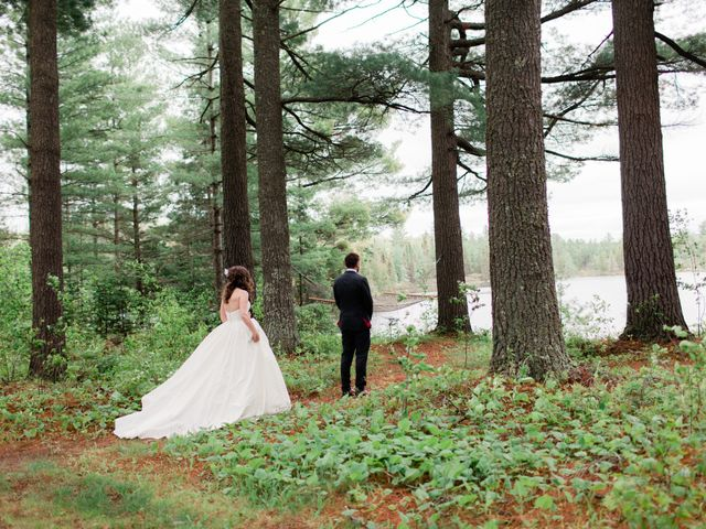 Korin and Jake's Wedding in Marquette, Michigan 9