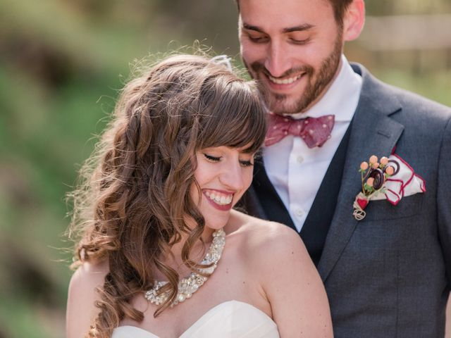 Korin and Jake's Wedding in Marquette, Michigan 10