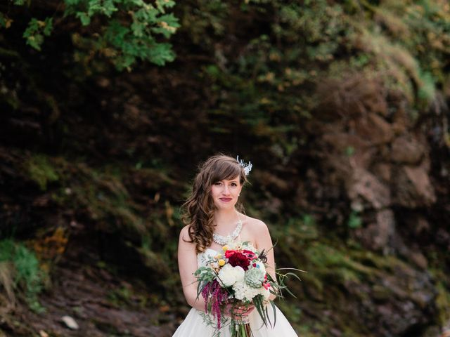 Korin and Jake's Wedding in Marquette, Michigan 6