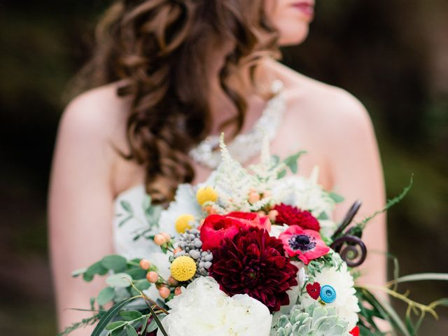 Korin and Jake's Wedding in Marquette, Michigan 5