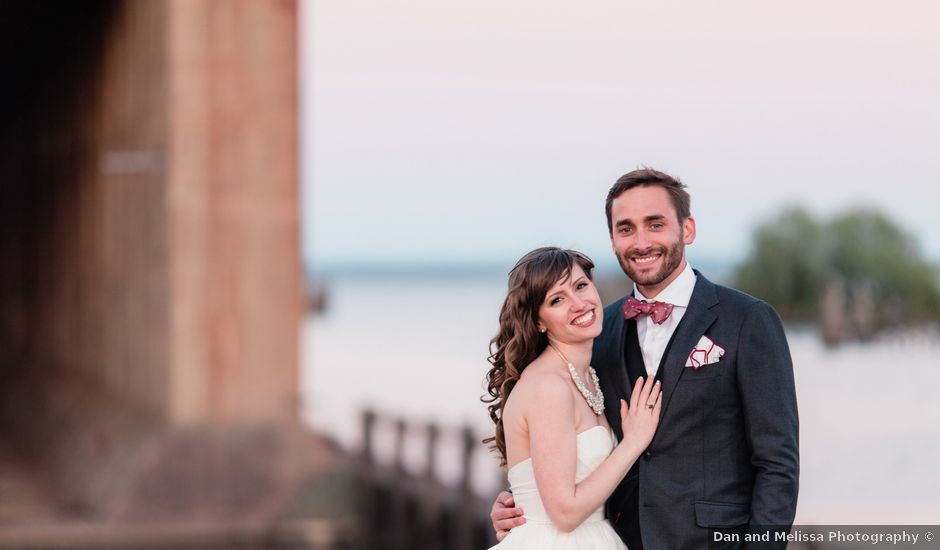 Korin and Jake's Wedding in Marquette, Michigan