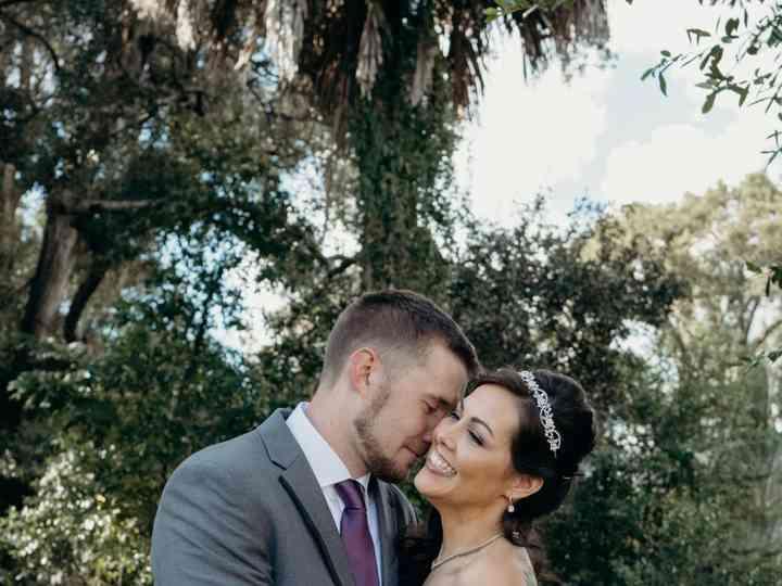 The wedding of Paula  and Jason