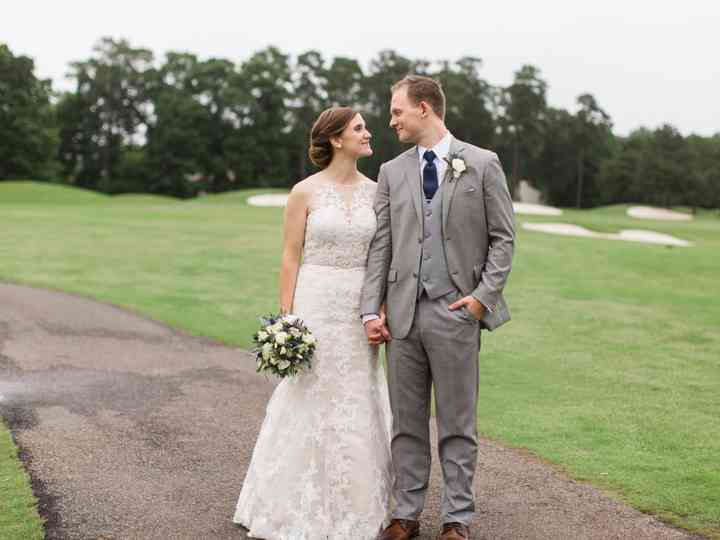 The wedding of Abbie and Jeremiah