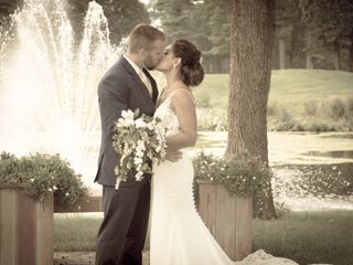 The wedding of Chantel and Tyler