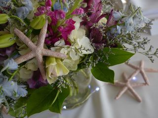 Jay and Jeanne's Wedding in Phippsburg, Maine 3