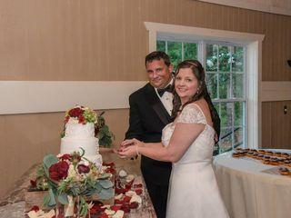 The wedding of Jill and Adam