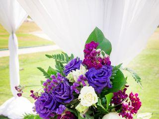 The wedding of Carissalina and Rodney 3