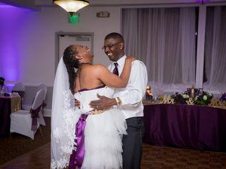 The wedding of Carissalina and Rodney