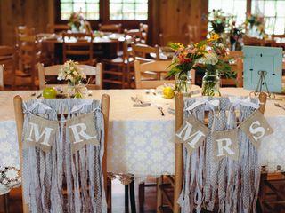 The wedding of Marcus and Rachel 1