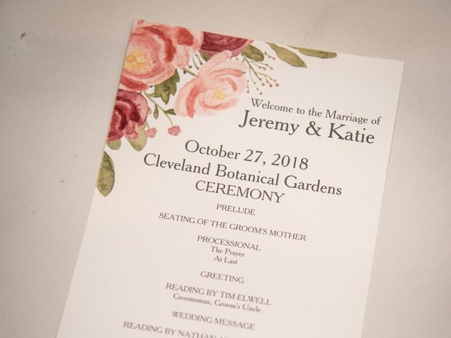Jeremy and Katie's Wedding in Cleveland, Ohio 9