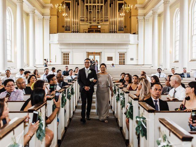 Darryl and Jaimie's Wedding in New Brunswick, New Jersey 35