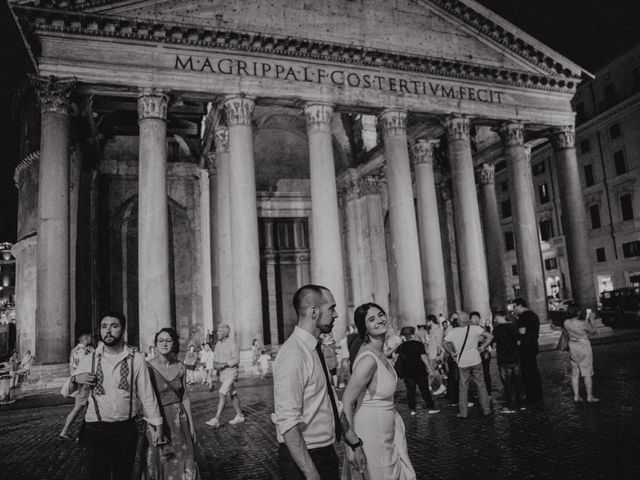 Nicholas and Rachael's Wedding in Rome, Italy 1