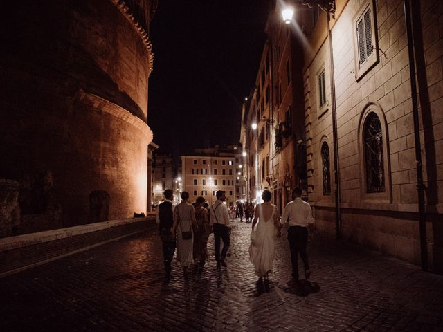Nicholas and Rachael's Wedding in Rome, Italy 2