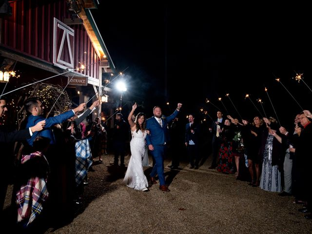 Will and Sarah's Wedding in Glenville, North Carolina 4