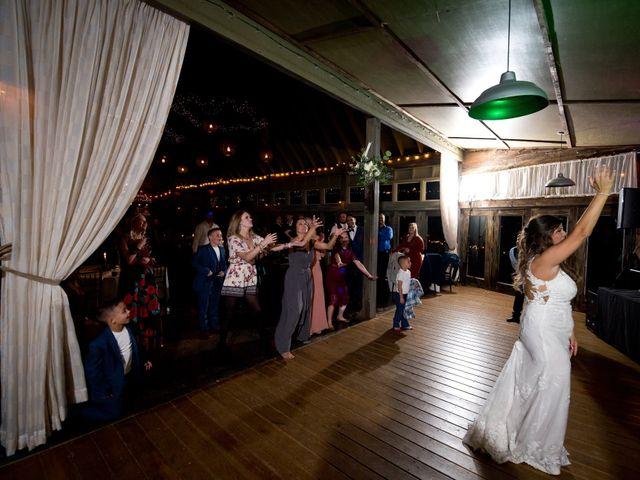 Will and Sarah's Wedding in Glenville, North Carolina 5