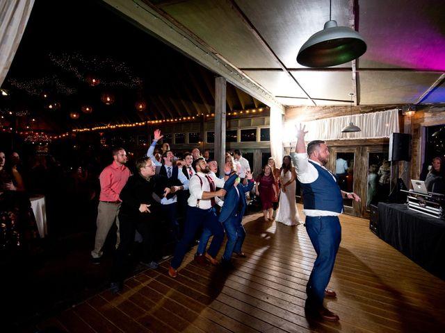 Will and Sarah's Wedding in Glenville, North Carolina 6