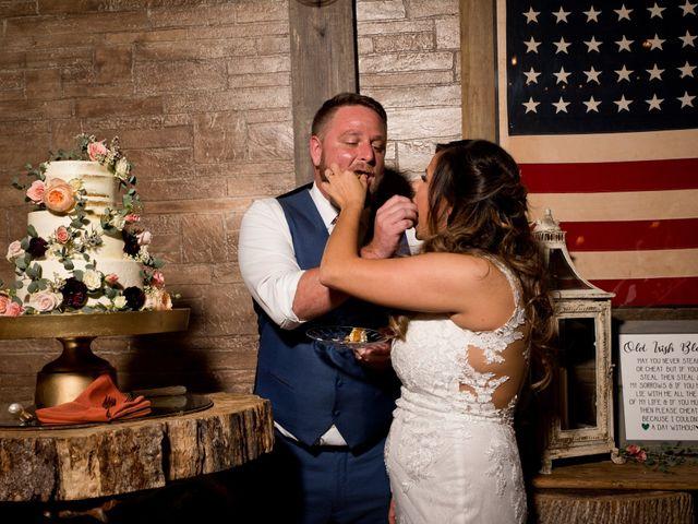 Will and Sarah's Wedding in Glenville, North Carolina 8