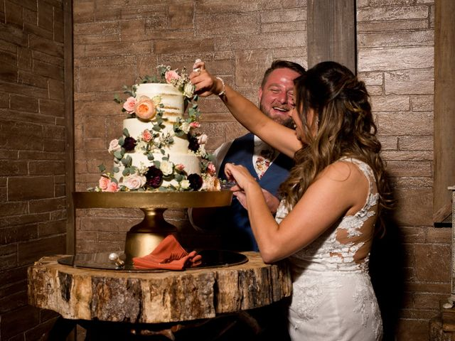Will and Sarah's Wedding in Glenville, North Carolina 9