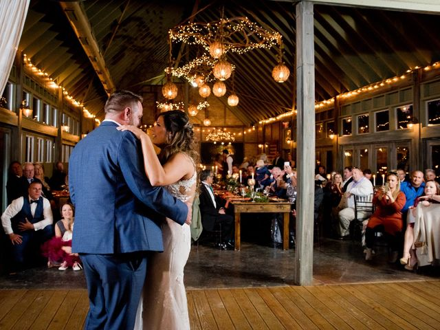 Will and Sarah's Wedding in Glenville, North Carolina 11