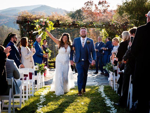 Will and Sarah's Wedding in Glenville, North Carolina 14