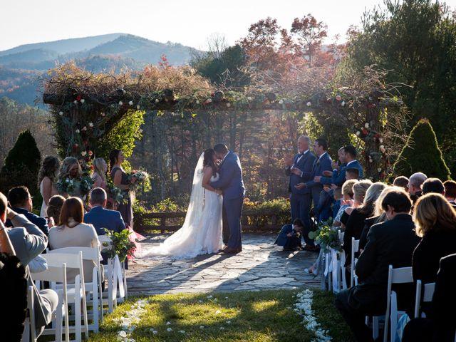Will and Sarah's Wedding in Glenville, North Carolina 15