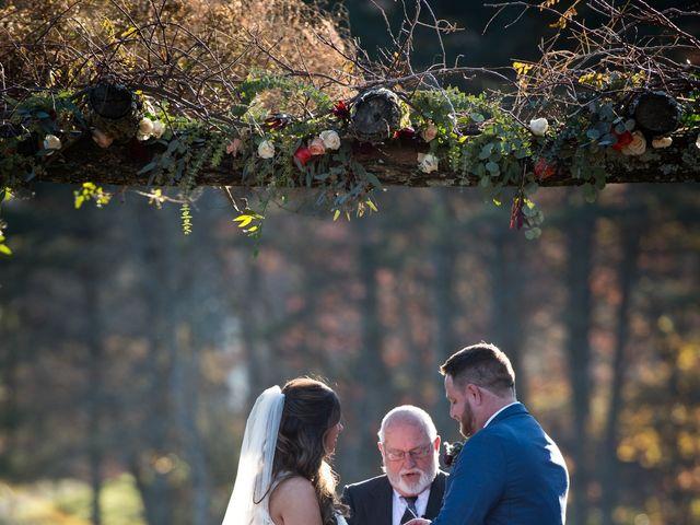 Will and Sarah's Wedding in Glenville, North Carolina 17